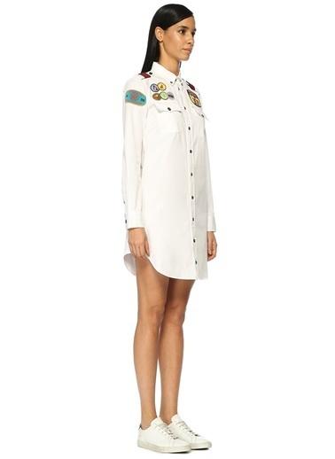 Mini Gömlek Elbise-Dsquared2